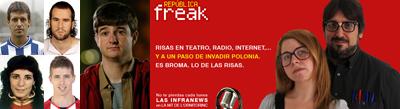 nombres de vascos, facebook real y República Freak
