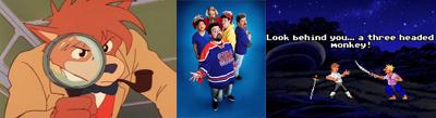 Leyenda Urbana, Monkey Island, comic Book Men y mucho más