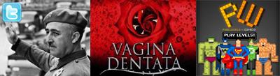 Twitter de franco, Vagina dentata, Super Bowl y mucho más